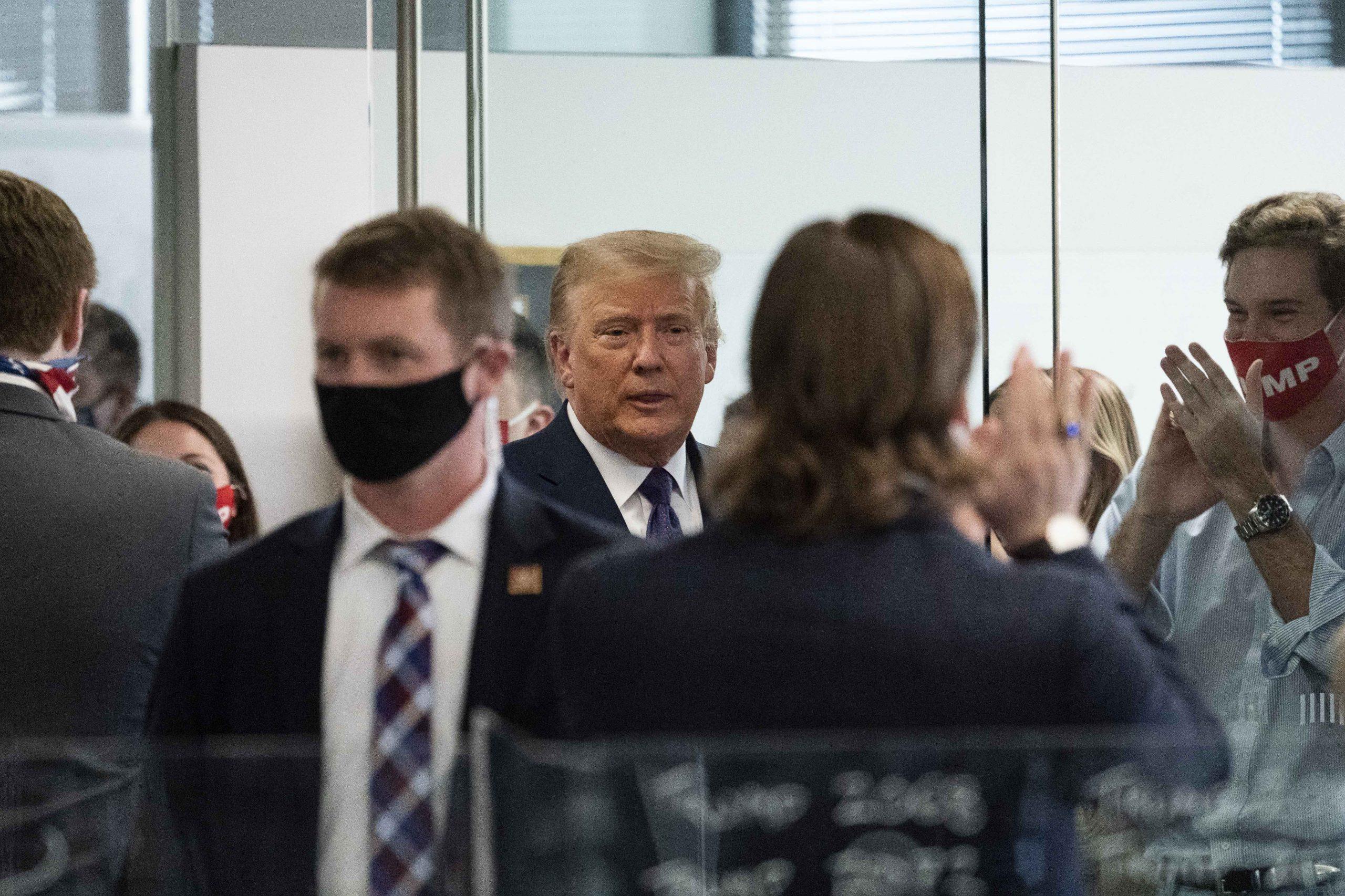 America awaits a verdict on the Trump period