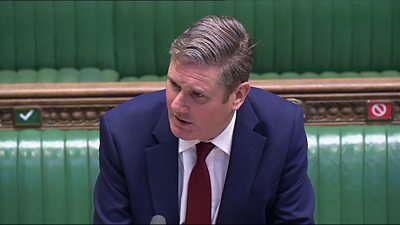 Starmer and PM conflict over £21m PPE cost