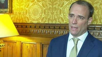 Dominic Raab: 'We proceed to supply the Dunn household help'