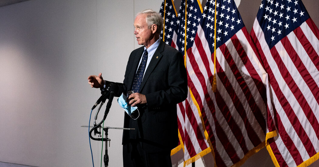 Elevating Fringe Theories, Ron Johnson Questions Virus Science