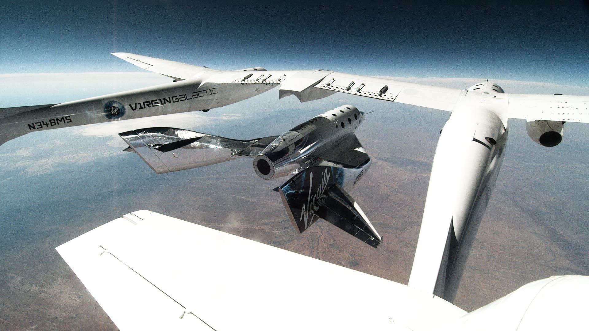 Virgin Galactic SPCE earnings Q1 2021 outcomes