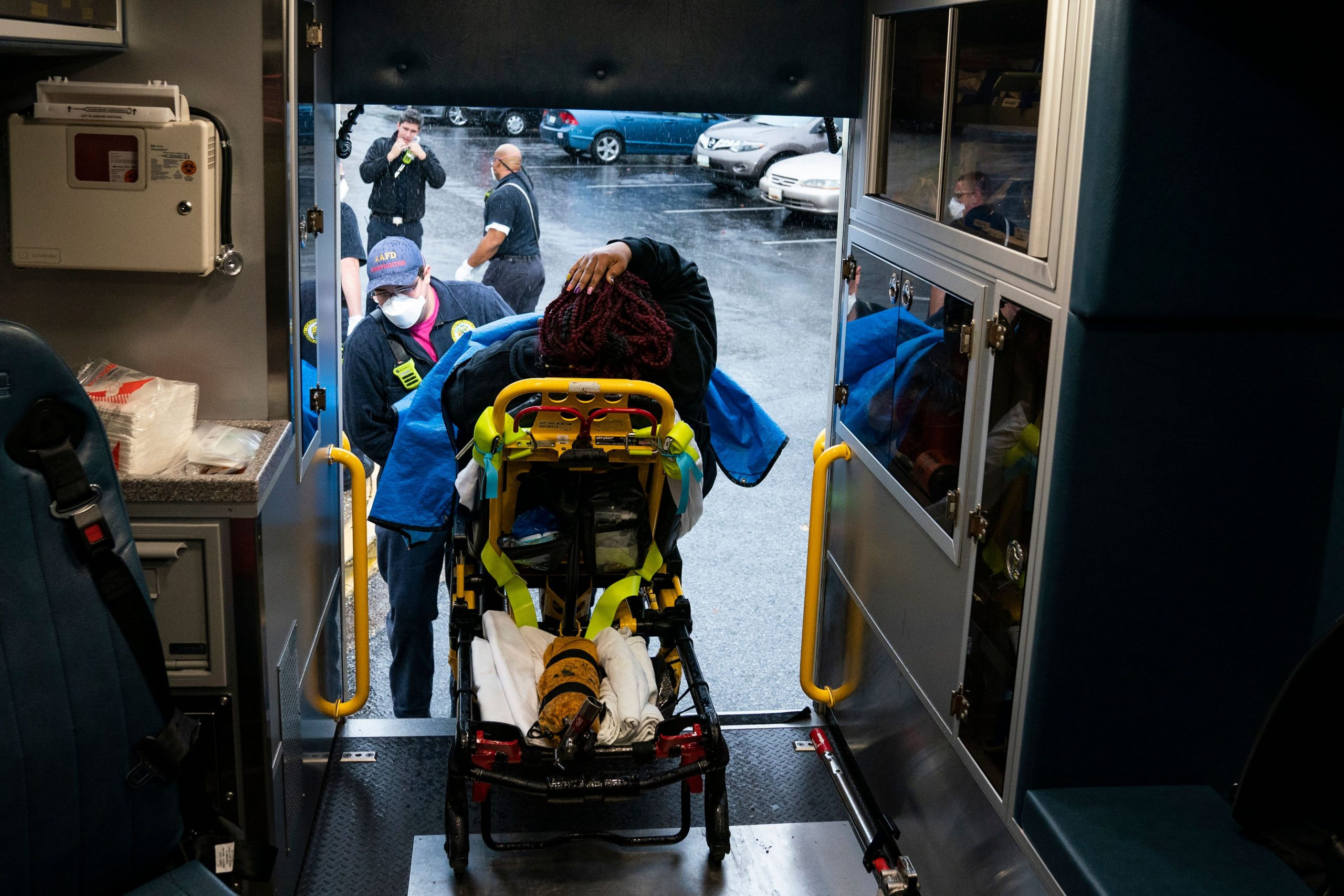 Paramedics underneath 'excessive stress' as Covid toll climbs: Ambulance firm CEOs
