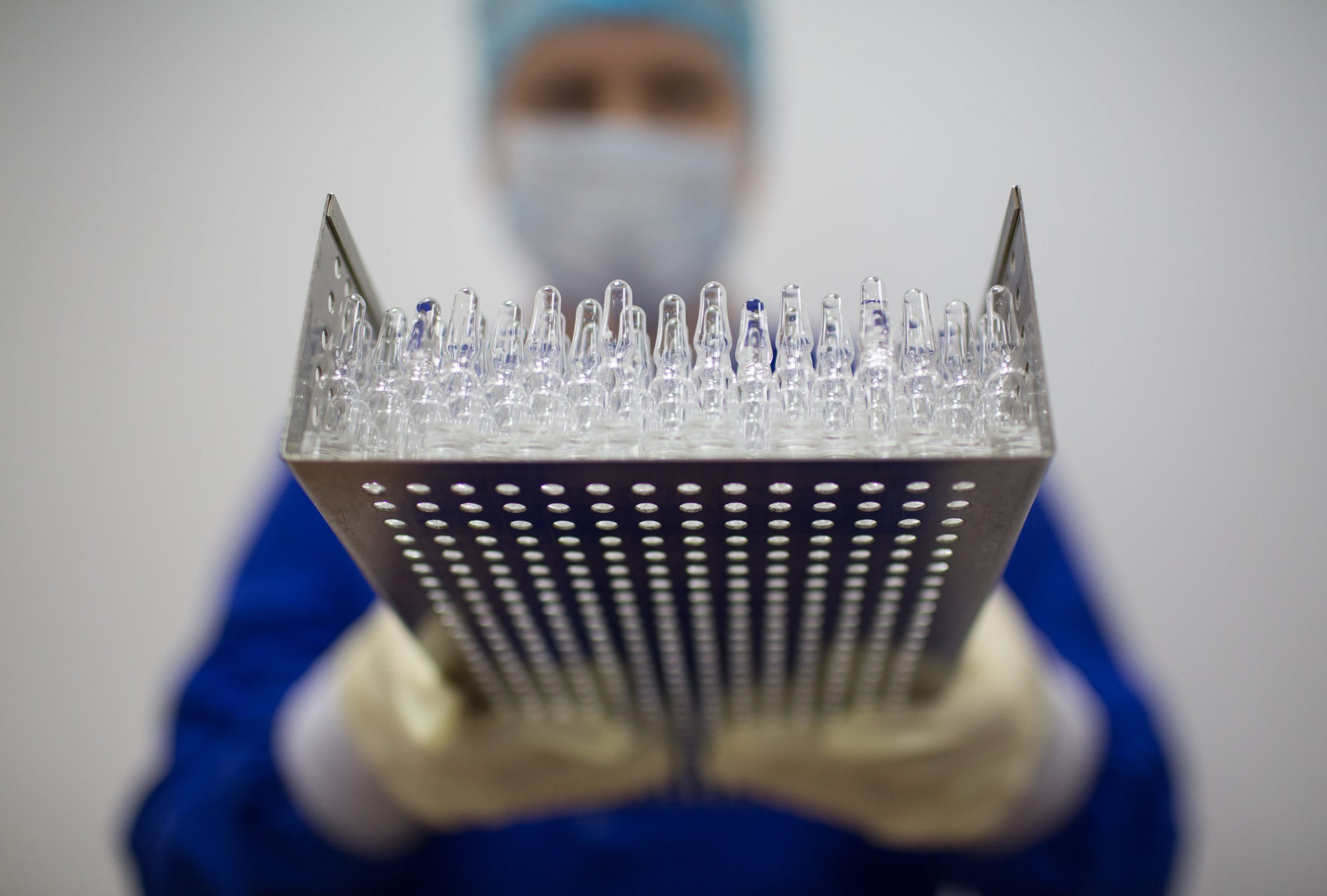 Gritstone Oncology inventory run triple digits after NIH backs vaccine examine