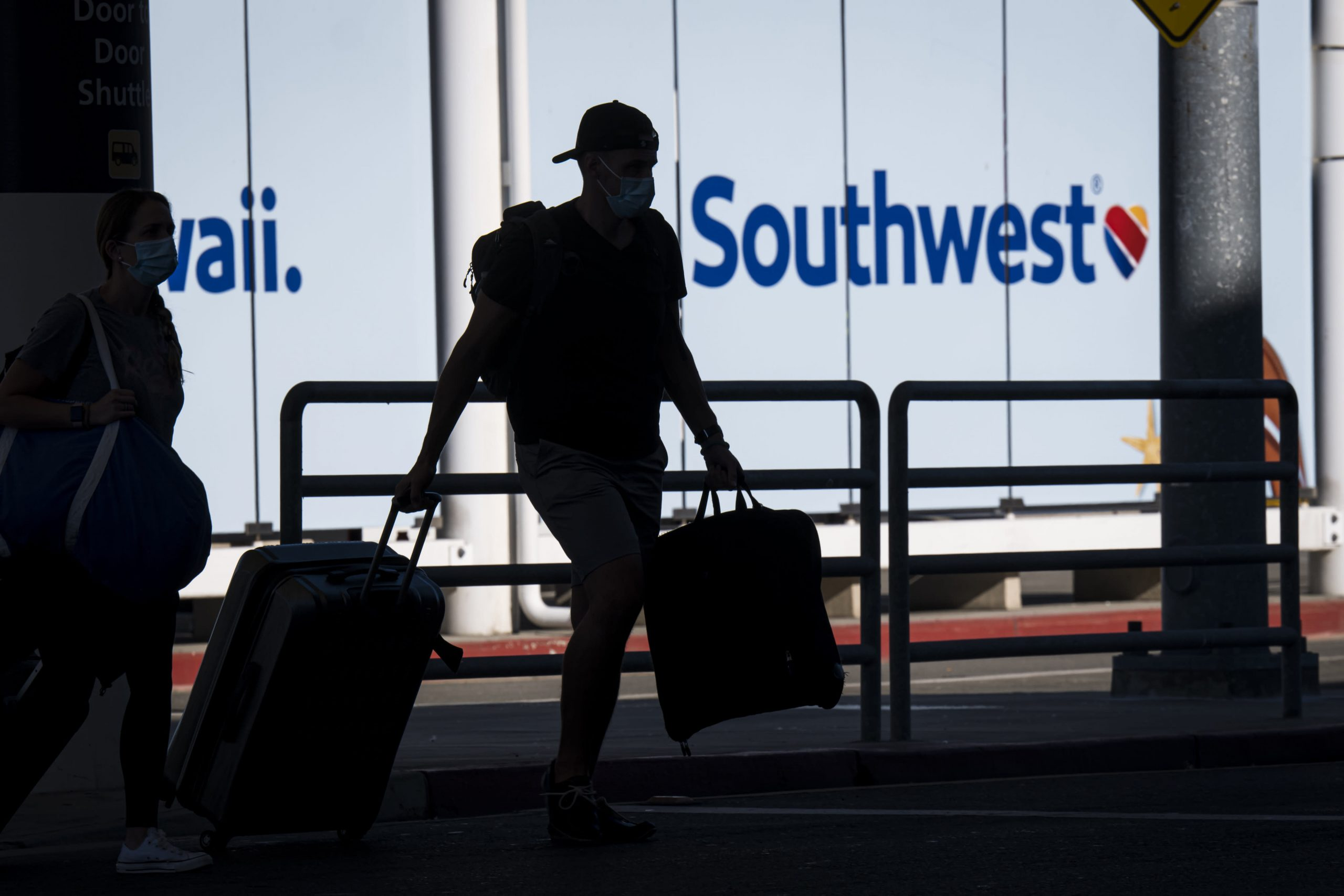 Southwest Airways warns it might furlough 6,800 workers to chop prices