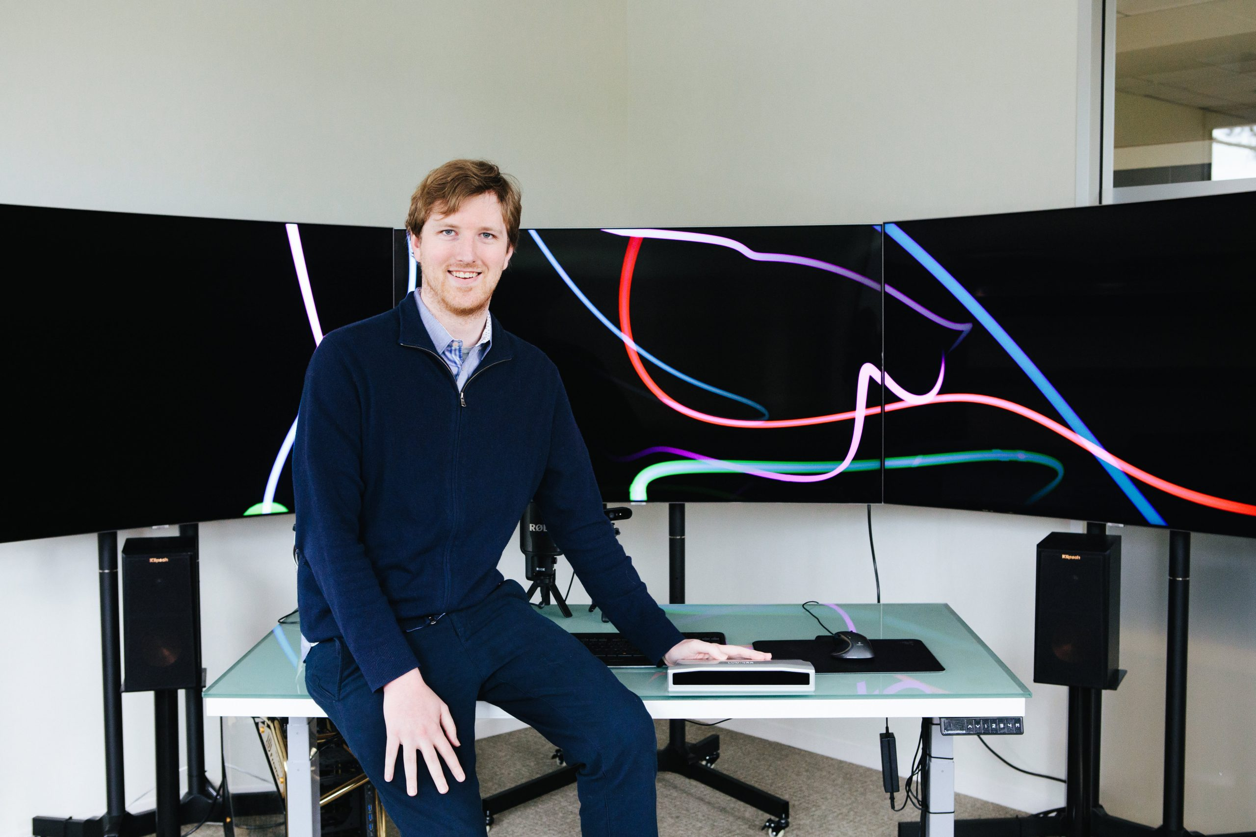 Luminar going public mints 25-year-old autonomous driving billionaire