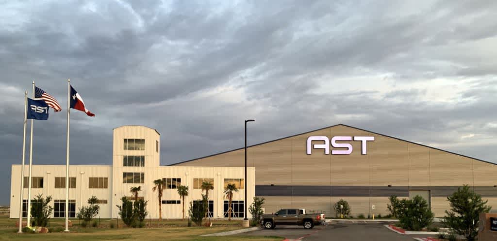 AST & Science going public by SPAC at $1.eight billion valuation