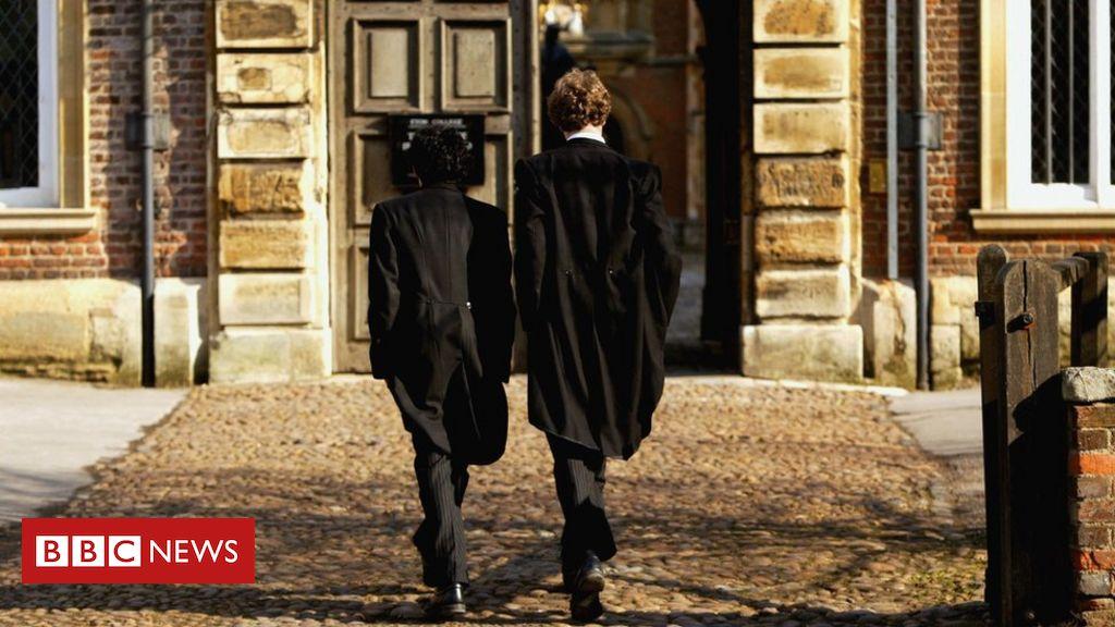 Schooling secretary 'in favour' of Eton admitting ladies
