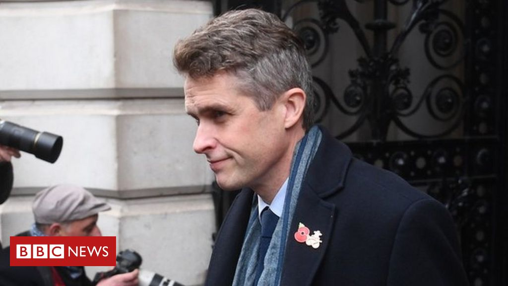 Coronavirus: UK bought vaccine first as a result of it is 'a greater nation', says Gavin Williamson