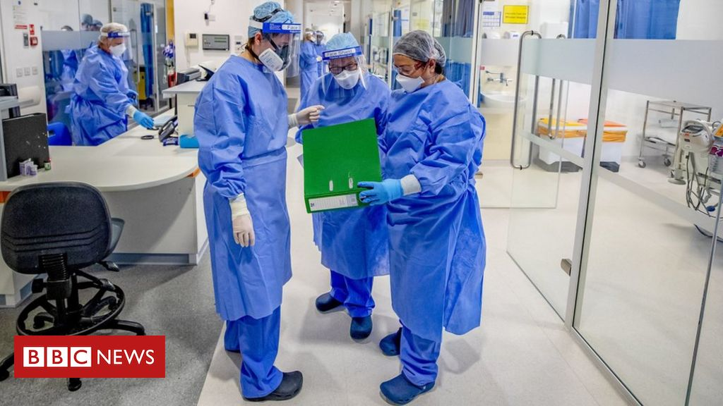 Covid: Enjoyable restrictions 'may set off third wave', NHS bosses warn