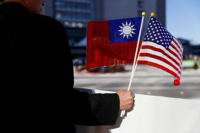 Taiwan says commerce deal would present U.S. assist in face of China stress
