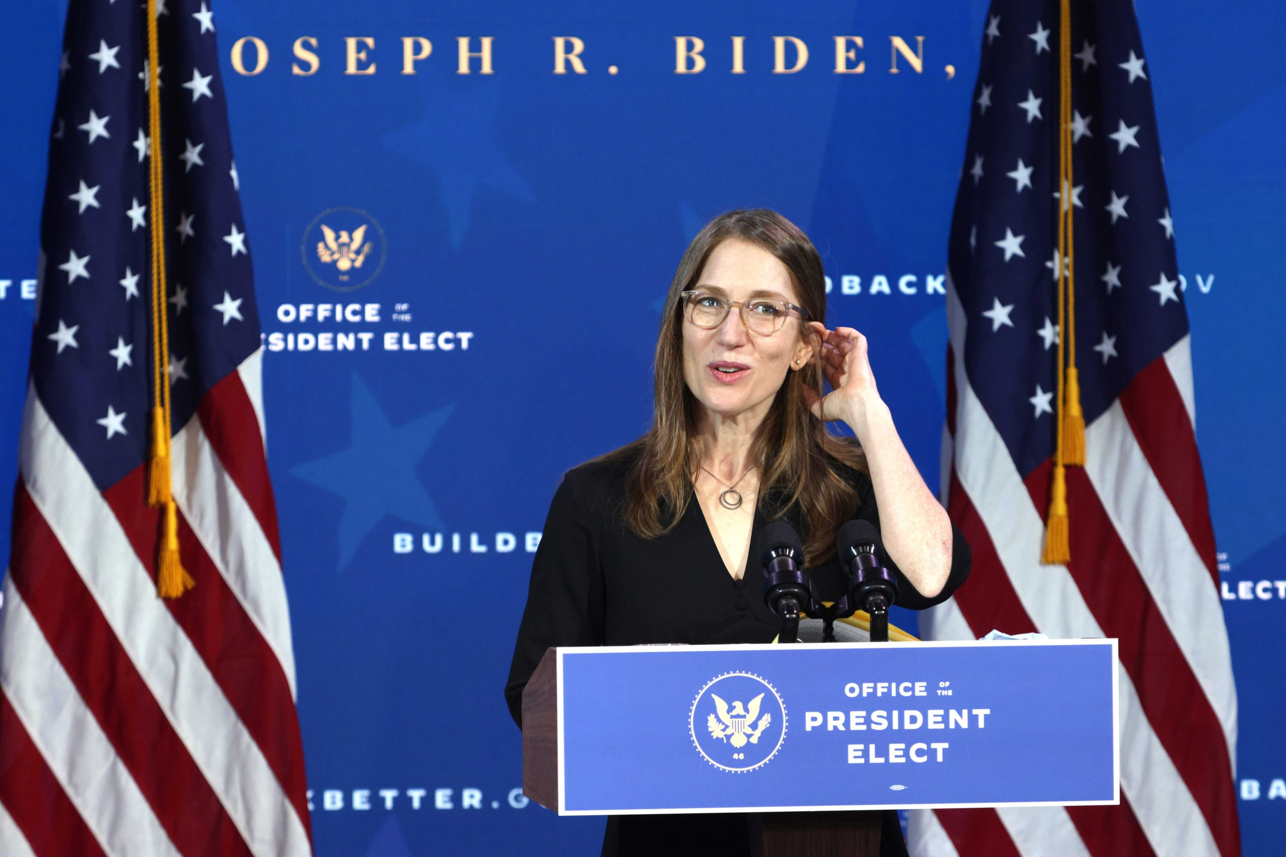 Biden high financial adviser dealing with accusations of mismanagement, verbal abuse