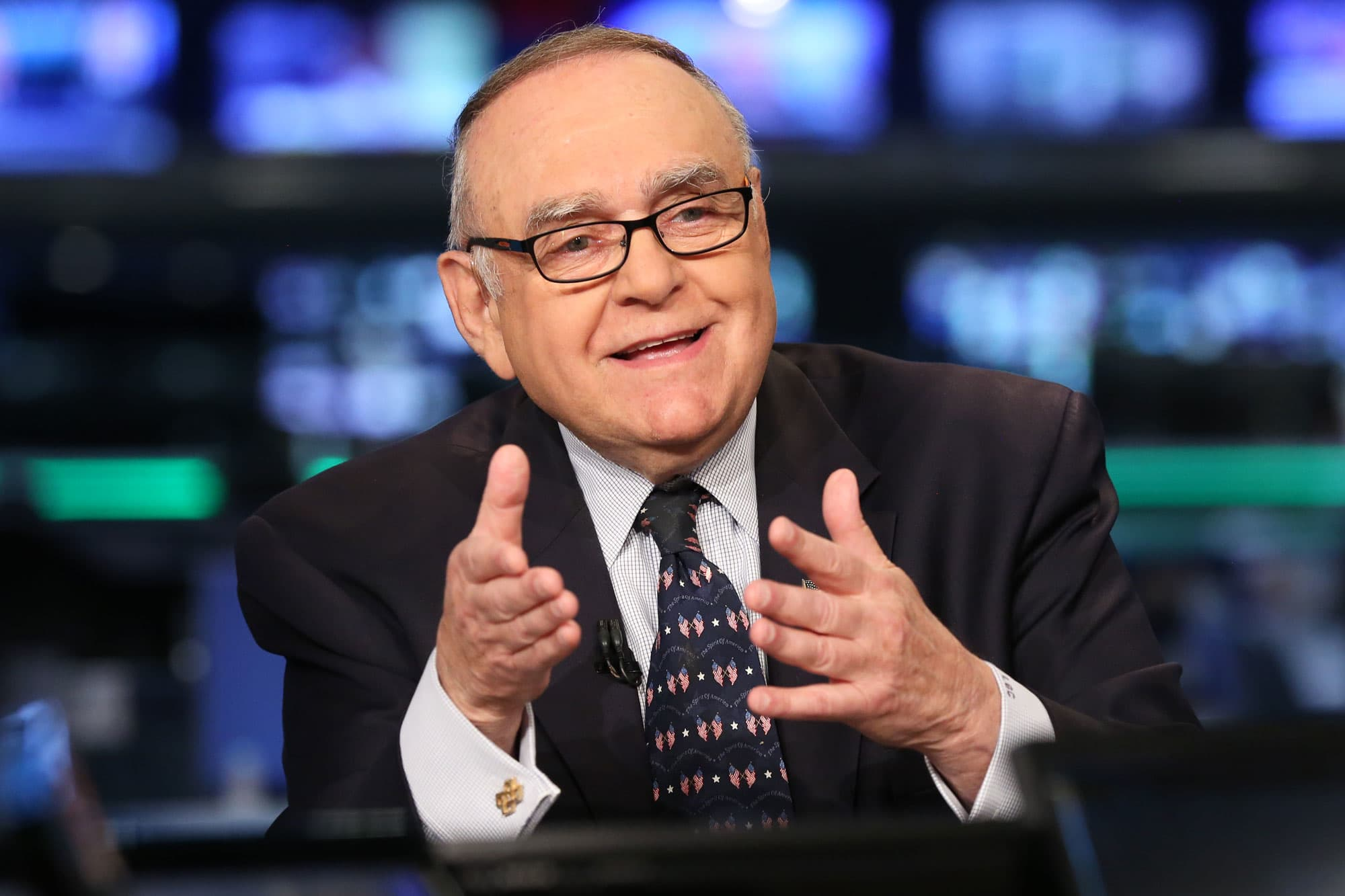 Leon Cooperman sees 'euphoria' in elements of market, skeptical long run