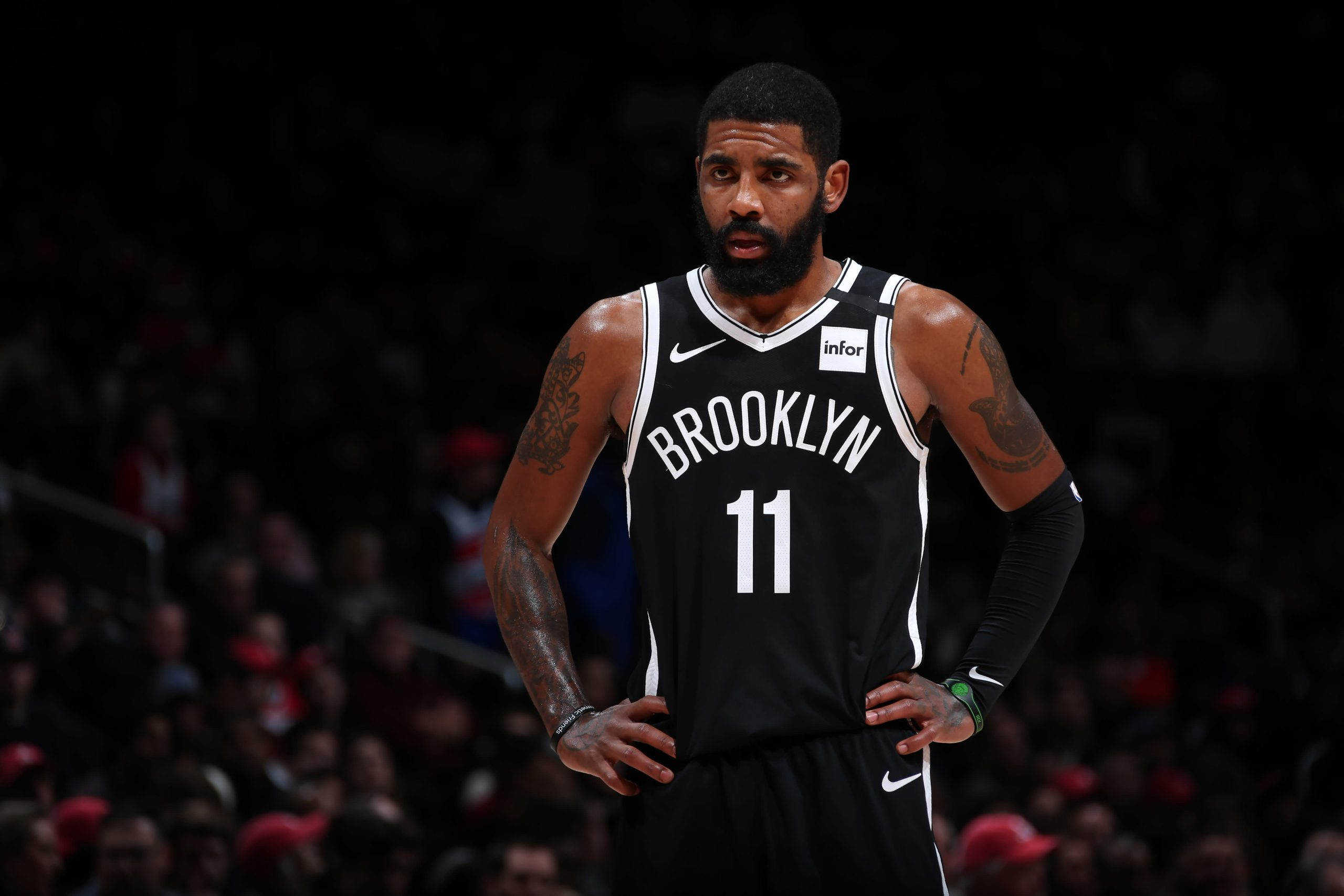 Brooklyn Nets star Kyrie Irving fined for violating NBA Covid-19 guidelines