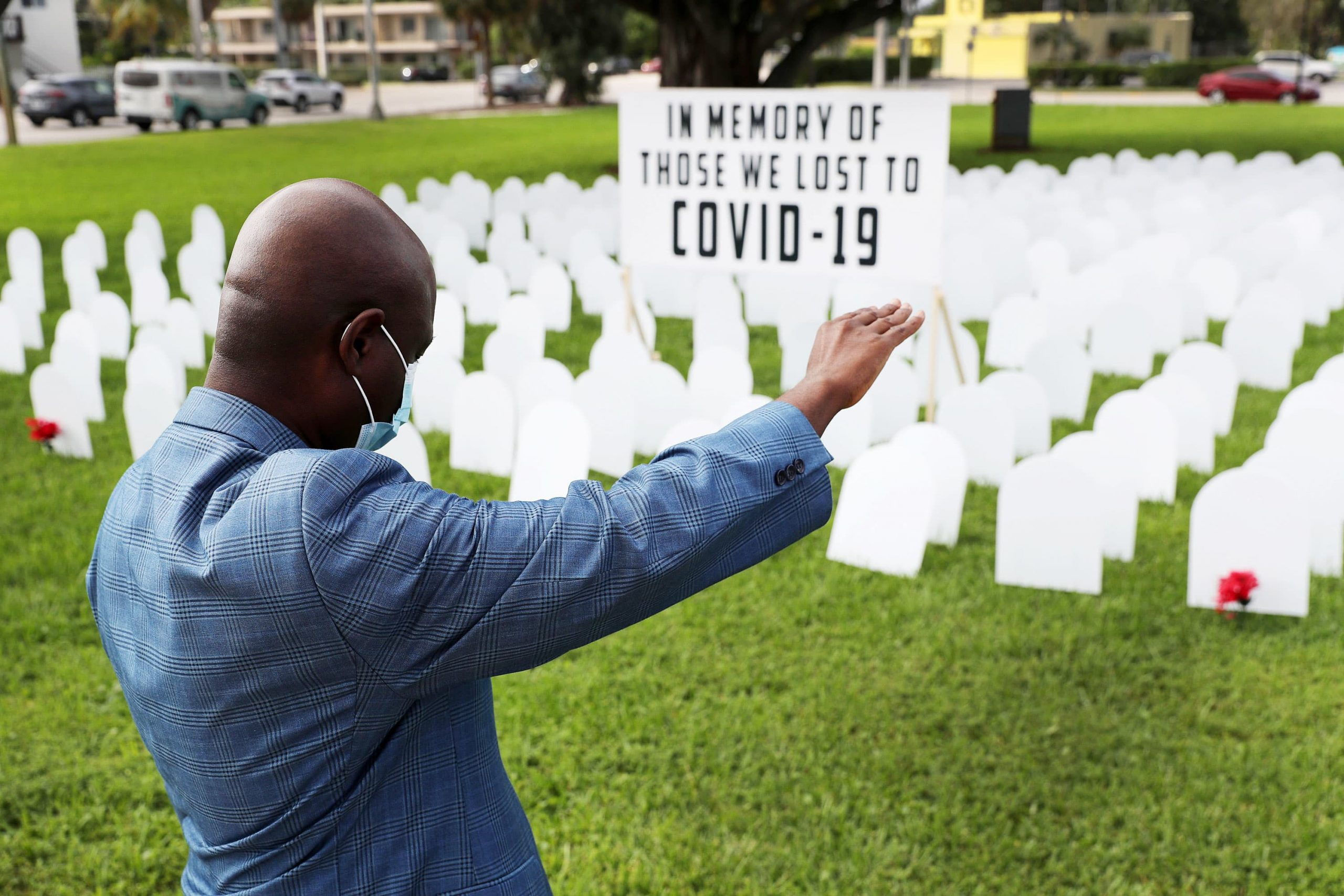 U.S. stories greater than 4,000 Covid deaths for first time as outbreak worsens