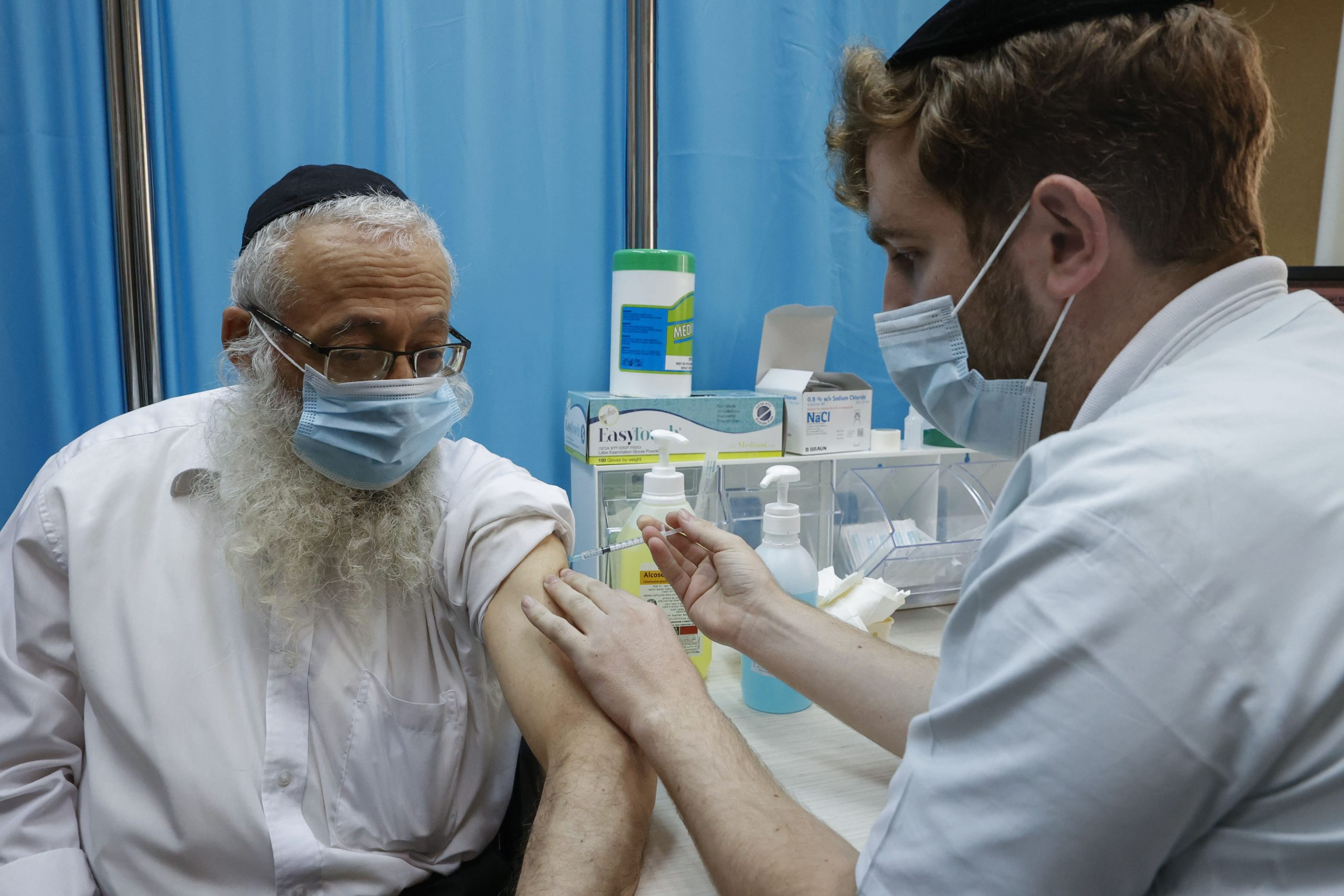 Israel is launching Covid immunity passports for vaccinated residents