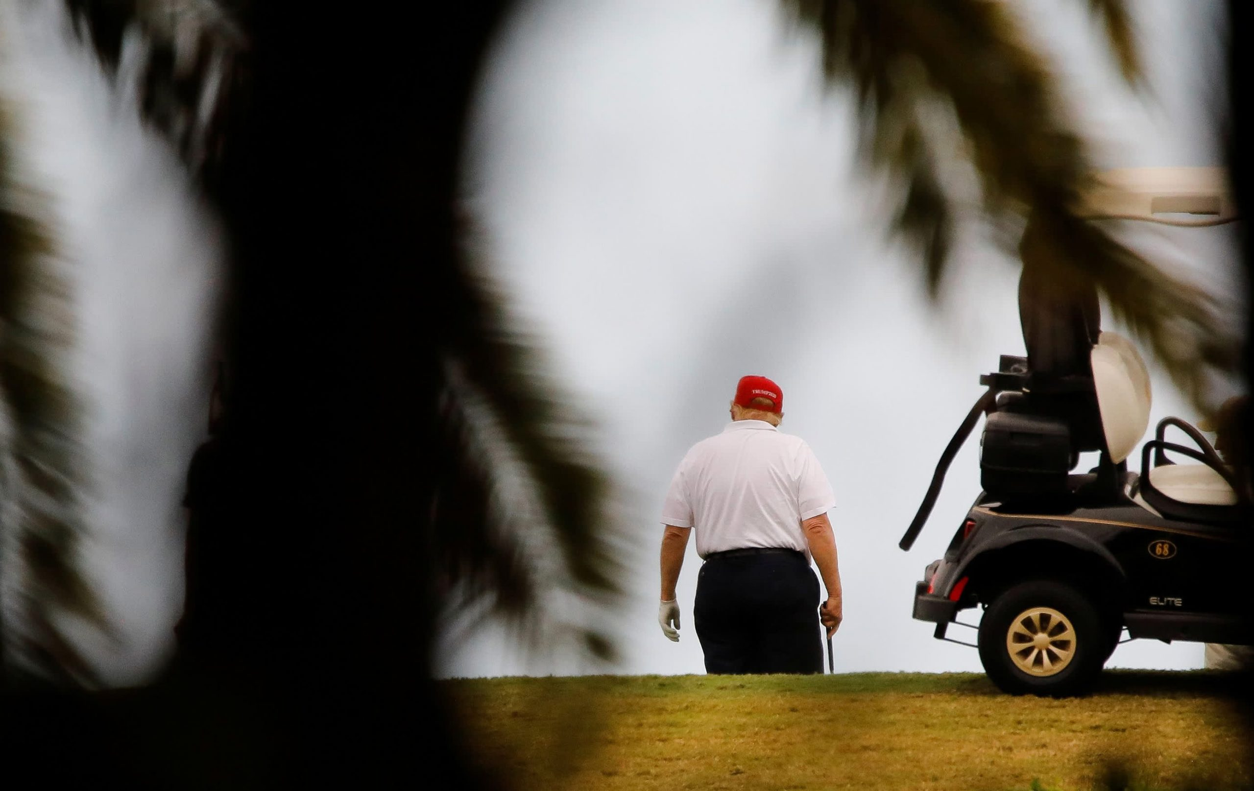 Palm Seashore County eyes yanking Trump golf course lease after U.S. Capitol riot
