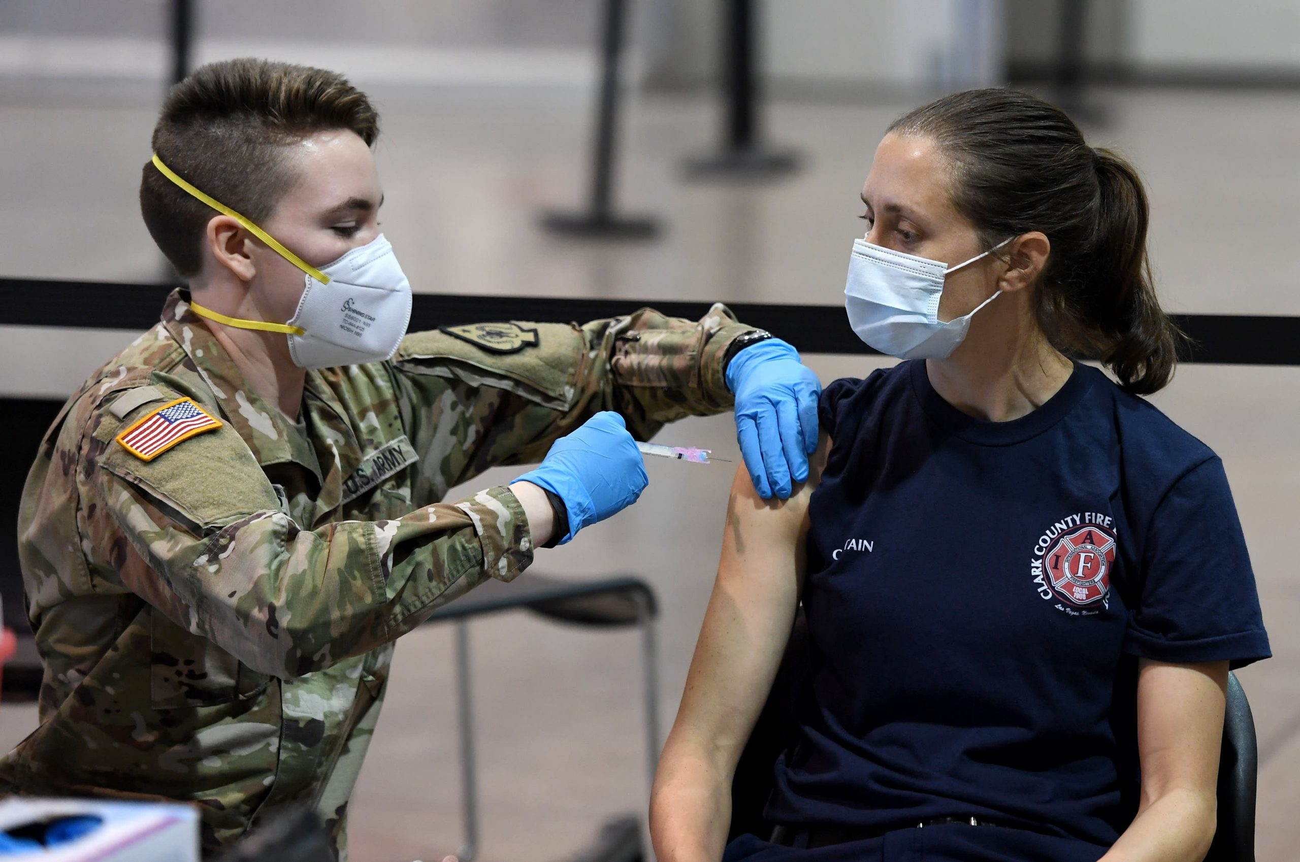 Biden to deploy FEMA, Nationwide Guard to arrange Covid vaccine clinics throughout U.S.