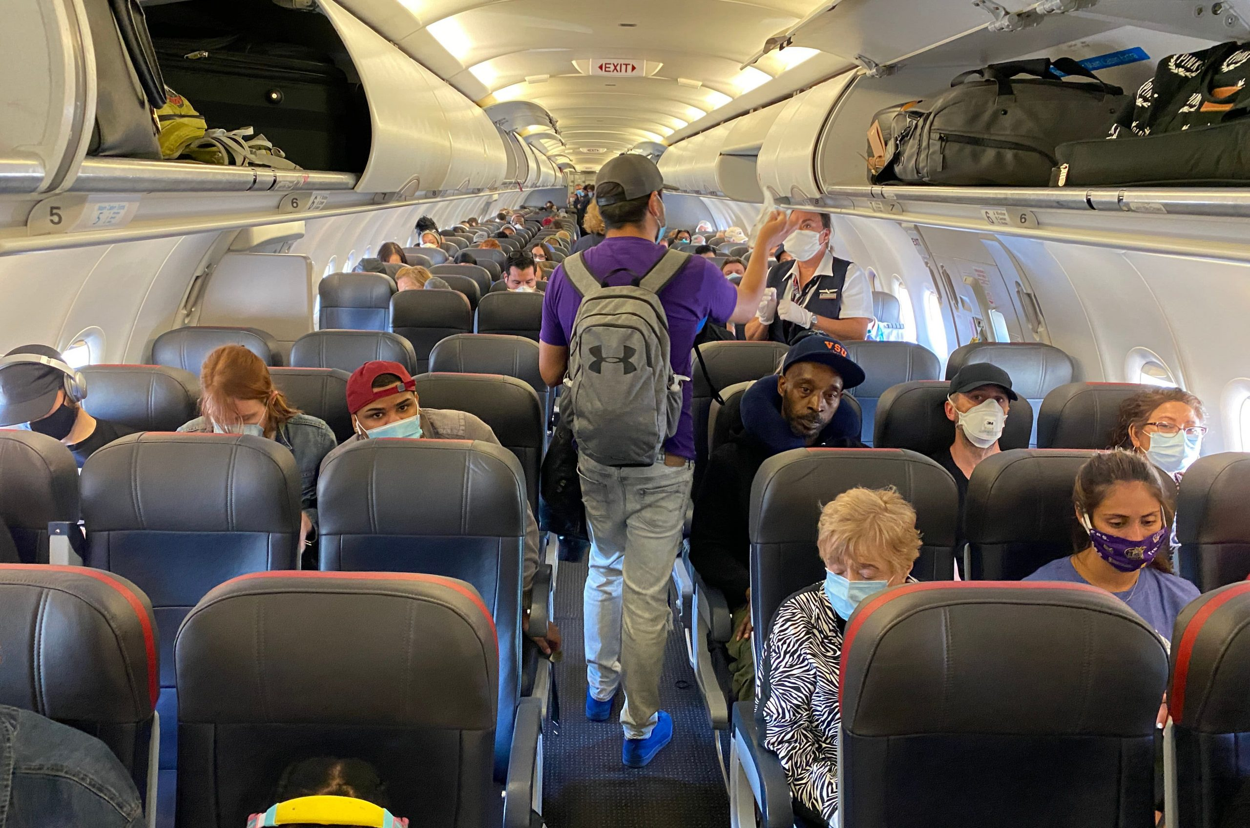 Biden indicators order requiring vacationers put on masks on planes and at airports as pandemic rages
