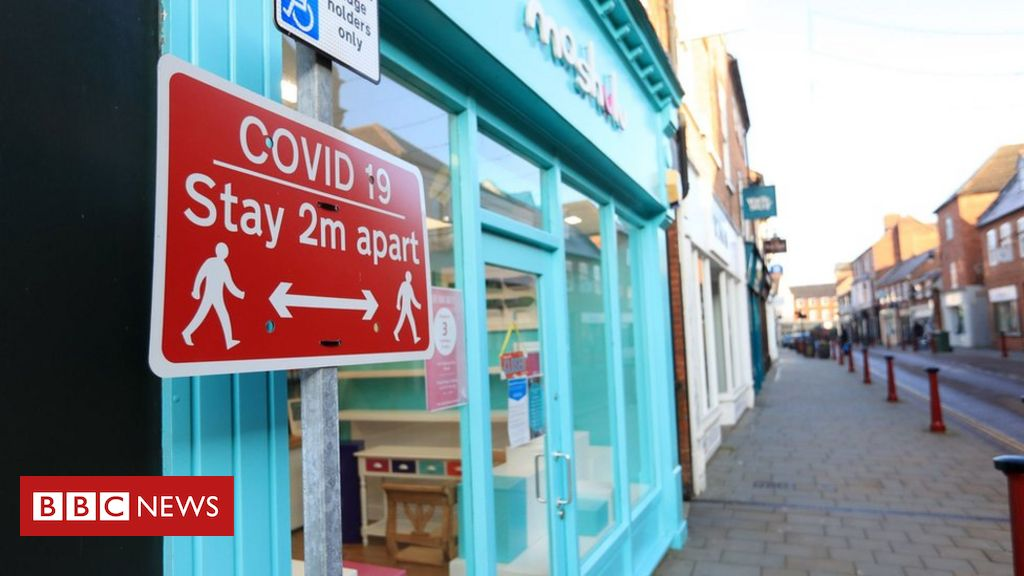 Covid: New lockdown for England as circumstances surge