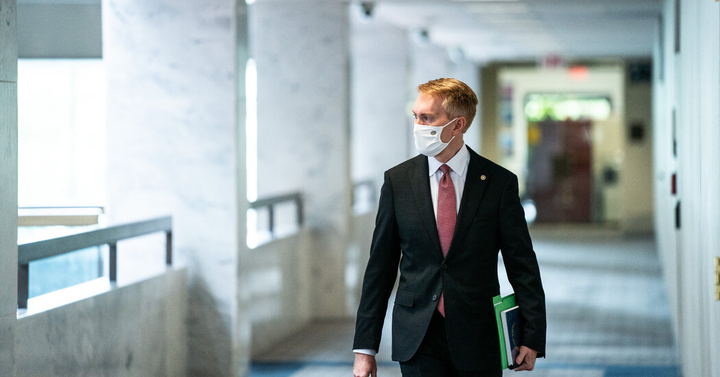 Lankford Apologizes to Black Constituents for Election Objections