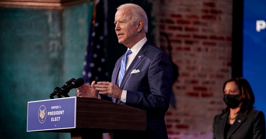 One Sentence in Biden Stimulus Plan Reveals His Well being Care Method