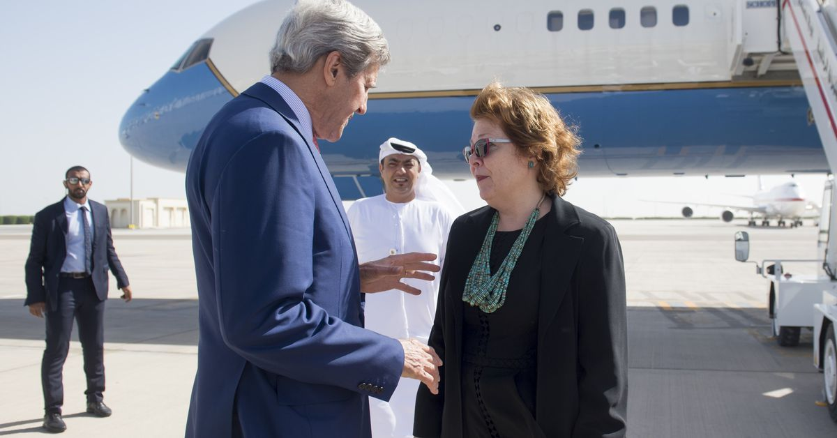 Biden to call Barbara Leaf, former ambassador to the UAE, to NSC
