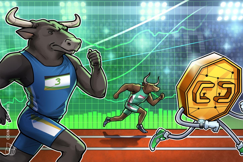 Bitcoin bulls purchase BTC's $35Okay help retest as altcoins push increased