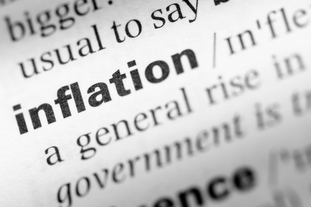 Inflation Concern Sparks Actual Asset Rally