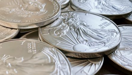 Silver ETFs Fall on Strengthening Greenback, Biden Stimulus Launch