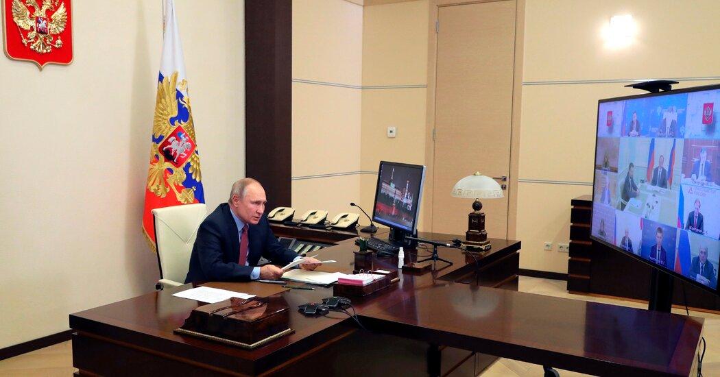 Kremlin Welcomes Biden's Supply to Prolong Nuclear Treaty