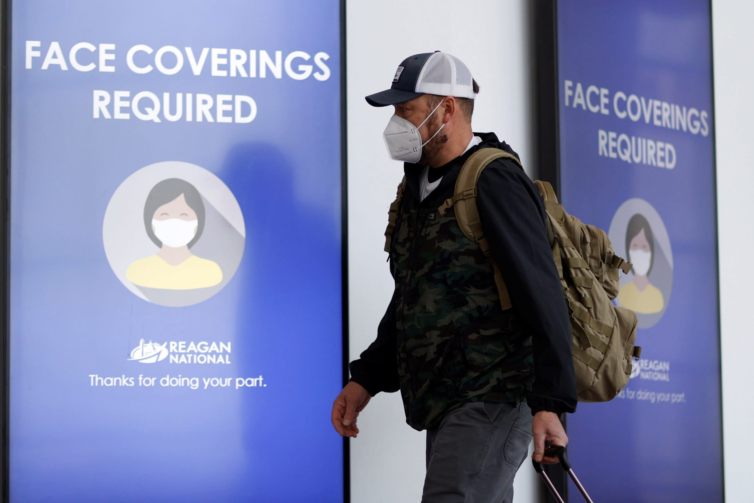 Disputes over masks are 75% of FAA's unruly-passenger complaints on planes