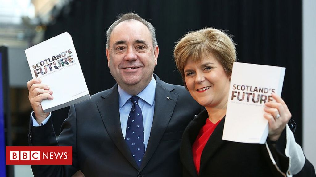 Salmond and Sturgeon: What's the controversy all about?