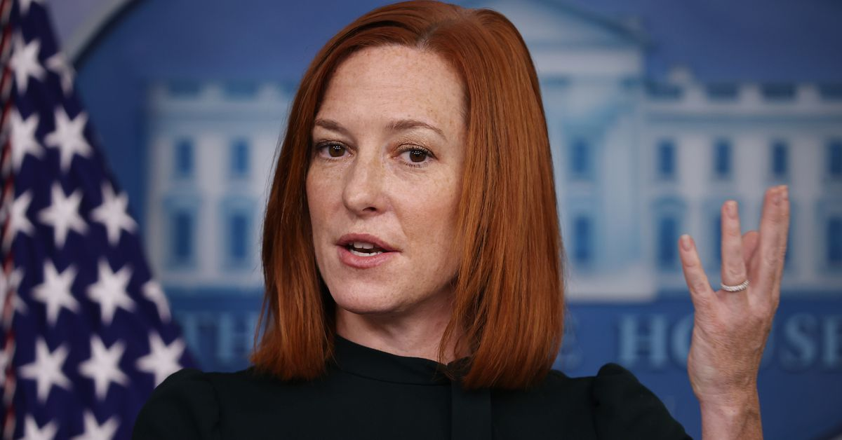 Jen Psaki's House Power remark and the following controversy, defined