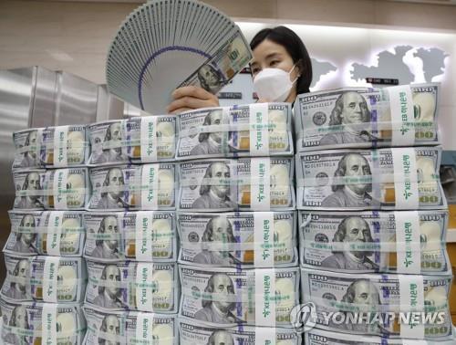 S. Korea's FX reserves inch down in January