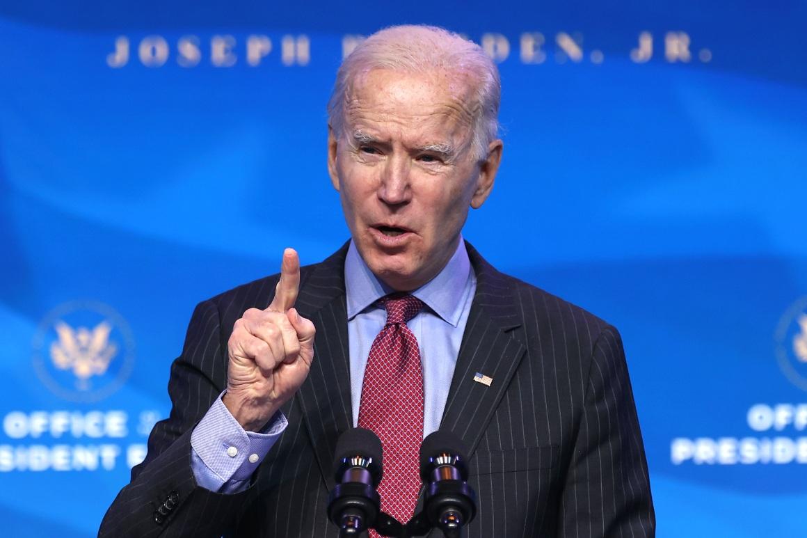 Biden targets smallest companies with unique help window