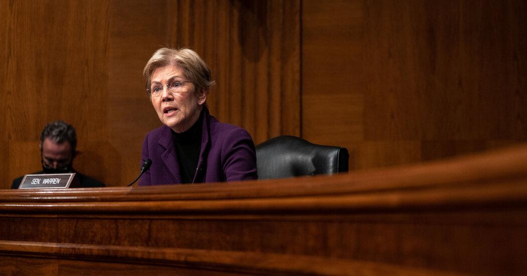 A Yr After Ending Her Presidential Bid, Warren Wields Mushy Energy in Washington