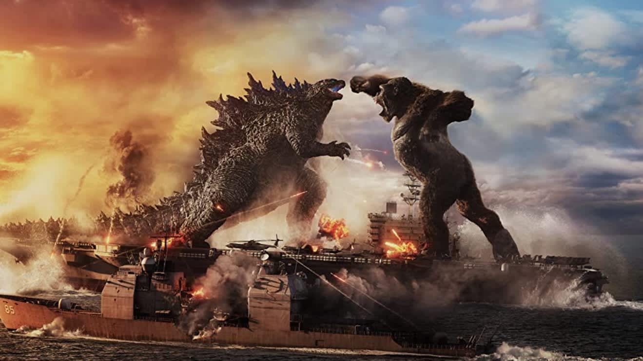 'Godzilla vs. Kong' scores $9.6 million at field workplace on opening day