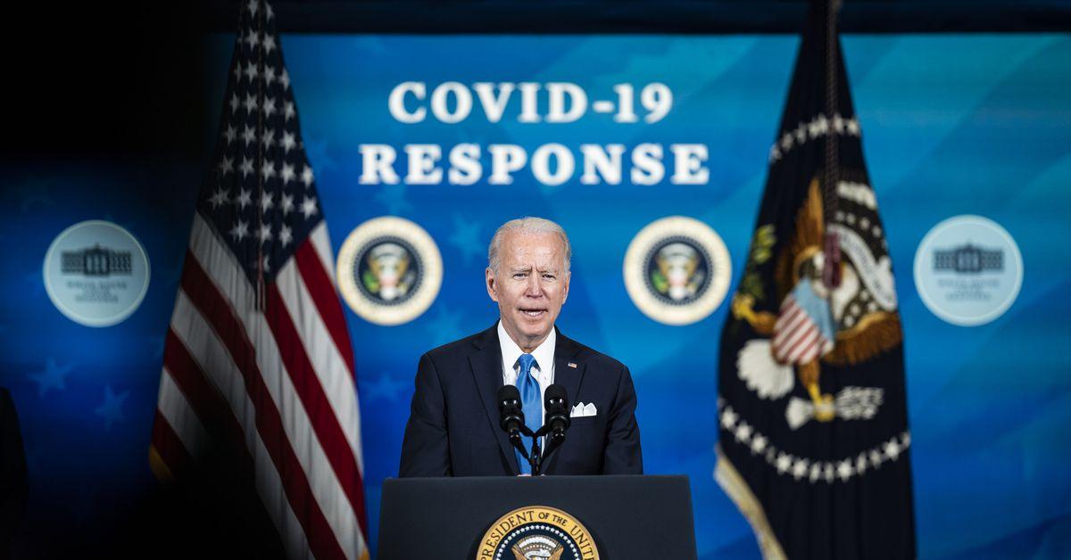 The Biden press convention controversy, defined