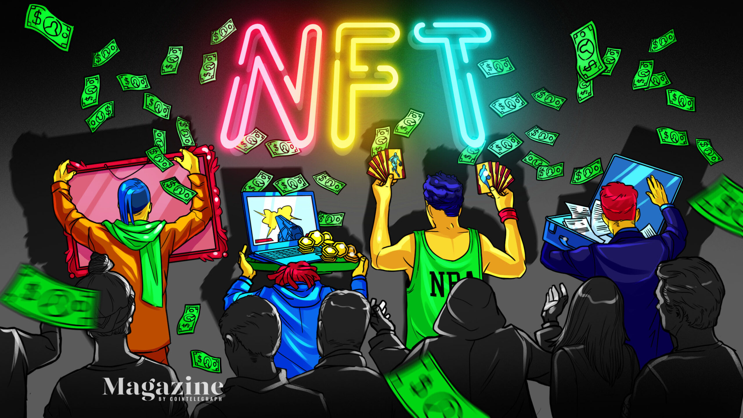 That is the right way to make — and lose — a fortune with NFTs – Cointelegraph Journal