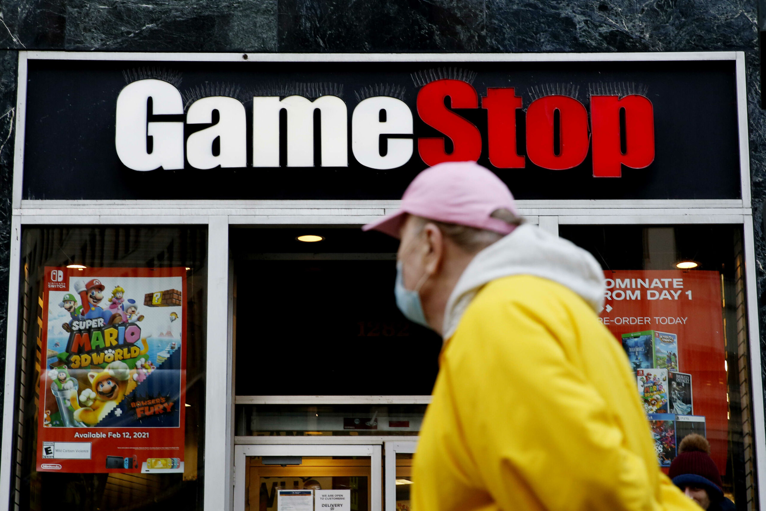 Cramer says he is 'not in opposition to' GameStop, AMC at present buying and selling ranges
