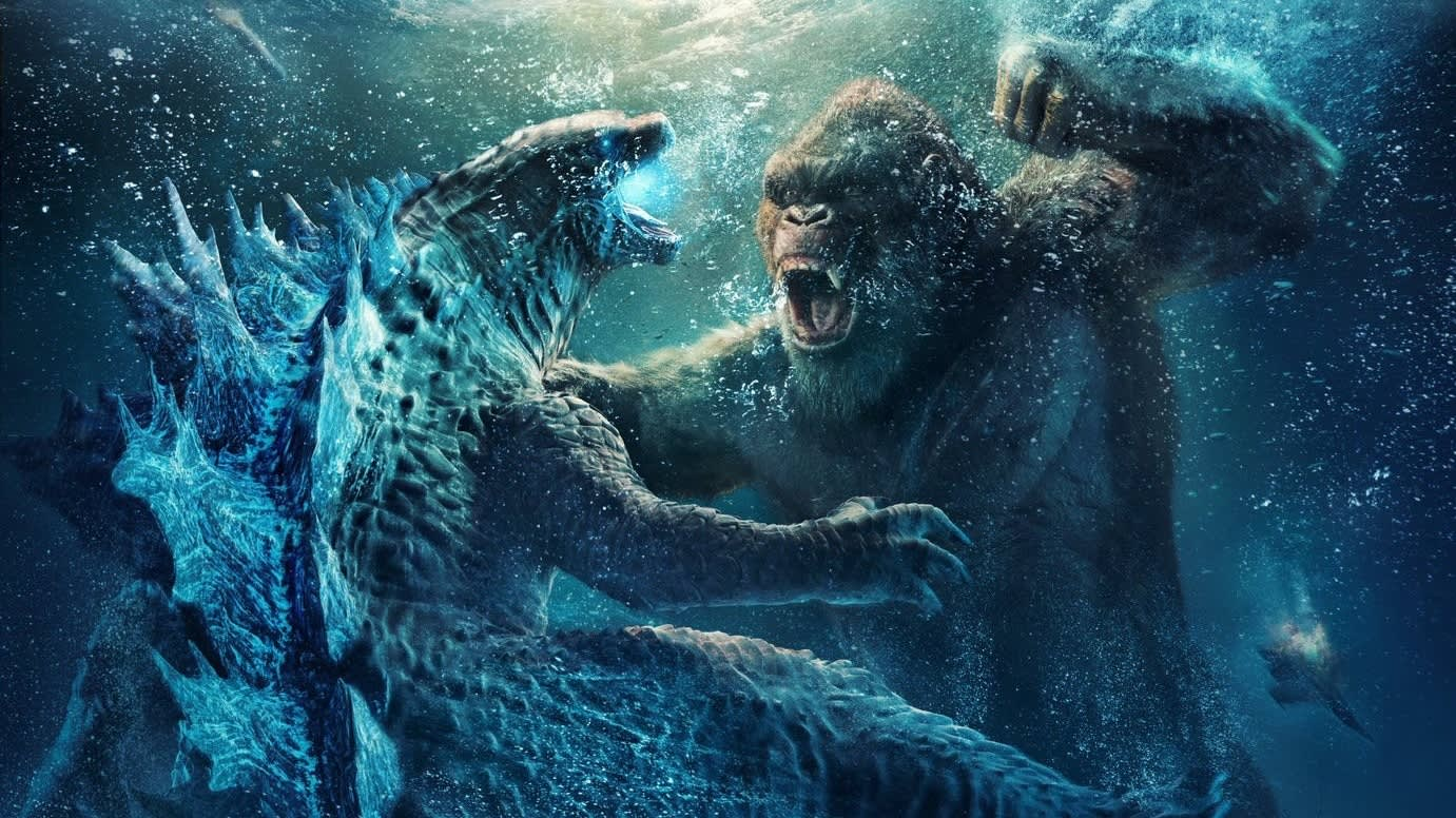 'Godzilla vs. Kong' tops field workplace with $32.2 million opening