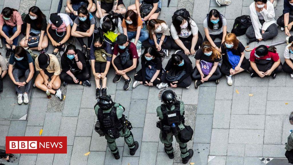PM 'should impose sanctions' on China over Hong Kong