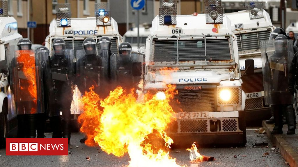 NI riots: Church leaders plead for unified political response