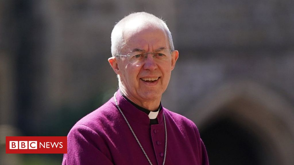 Justin Welby: Archbishop urges compassion amid political lobbying row
