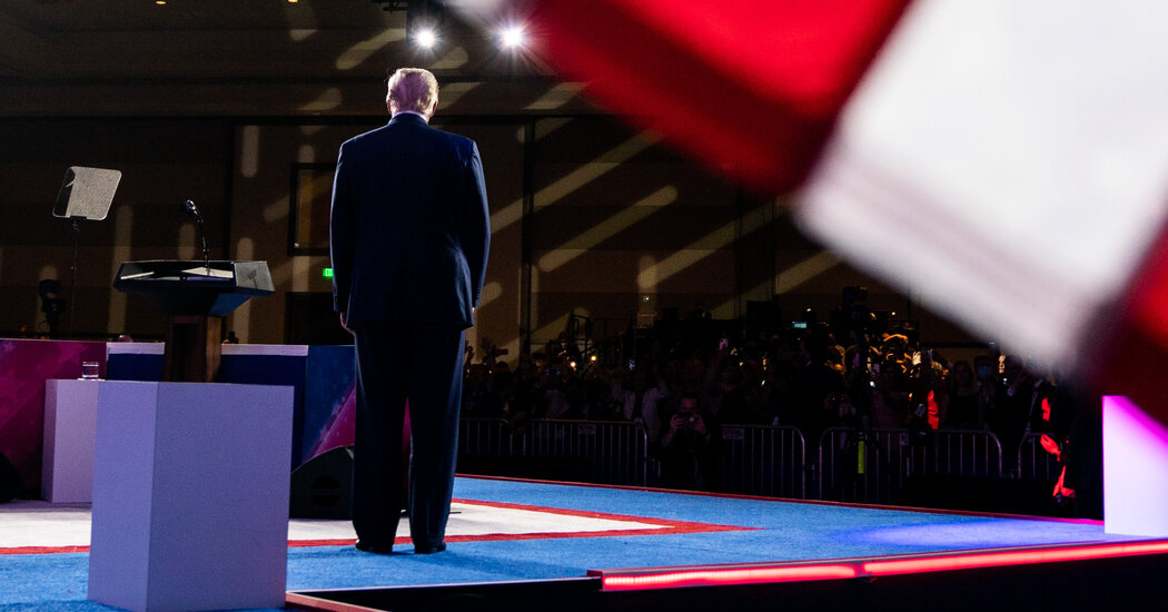 Shades of 2016: Republicans Keep Silent on Trump, Hoping He Fades Away