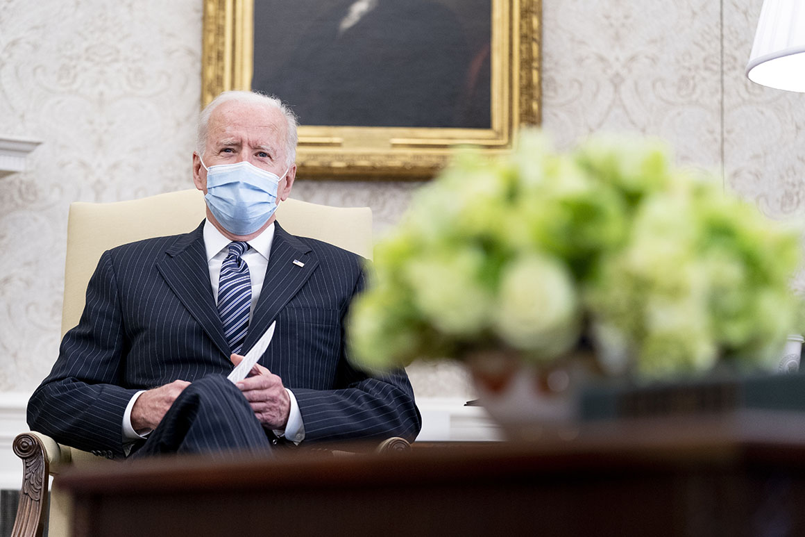Biden is pledging steep carbon cuts – however isn't explaining how he bought there