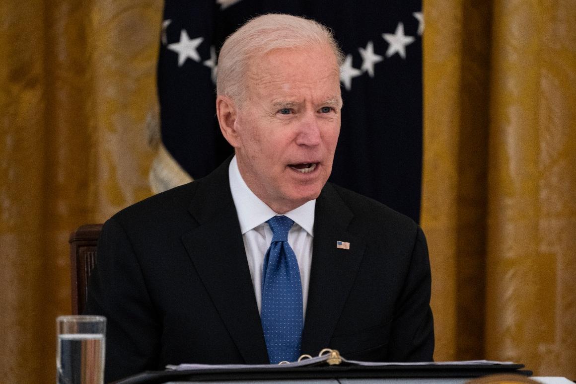 Biden's spending plans collide with a resurgent U.S. financial system
