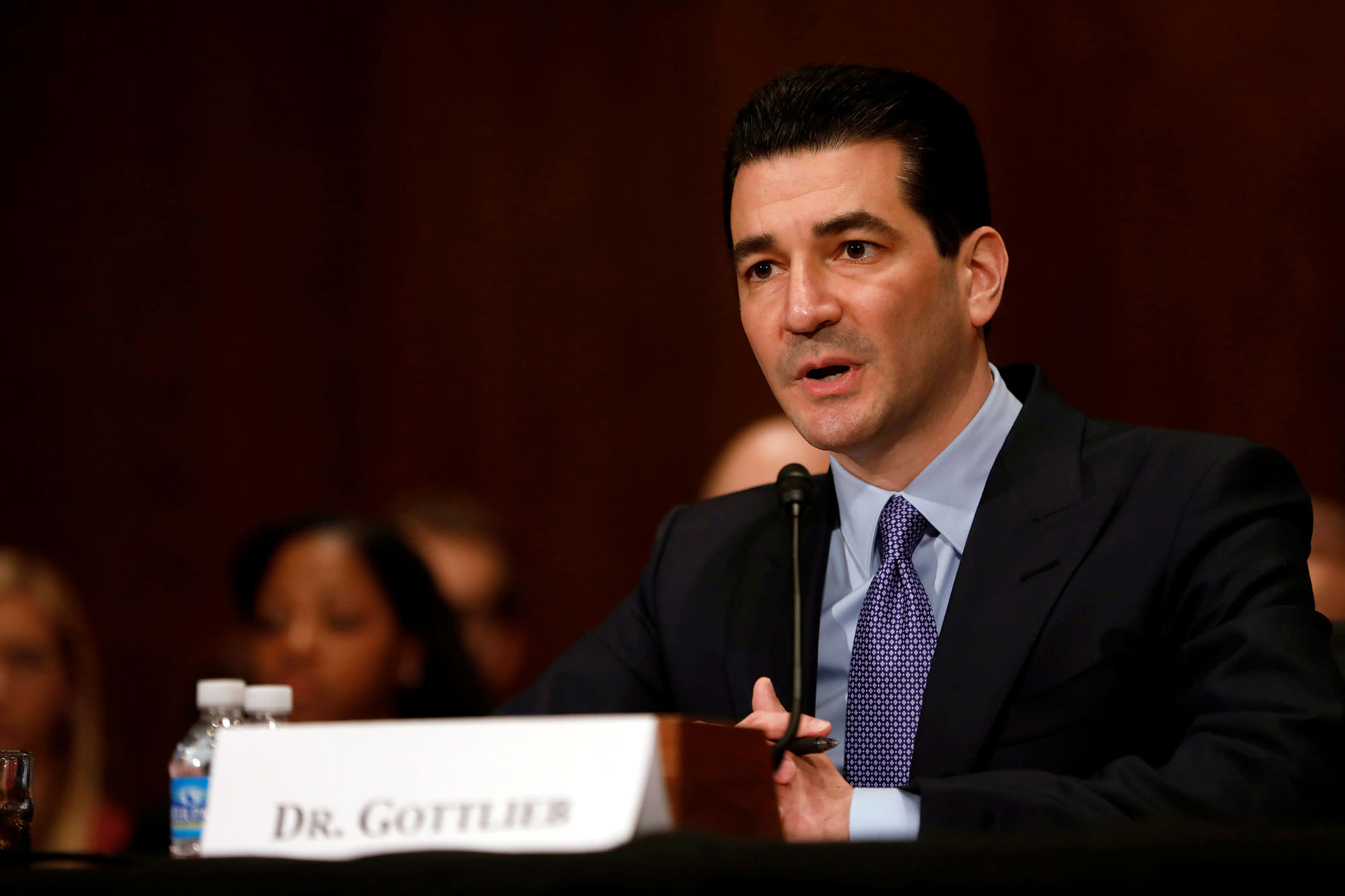 Dr. Scott Gottlieb says full approval of Covid vaccines unlikely to steer hesitant Individuals