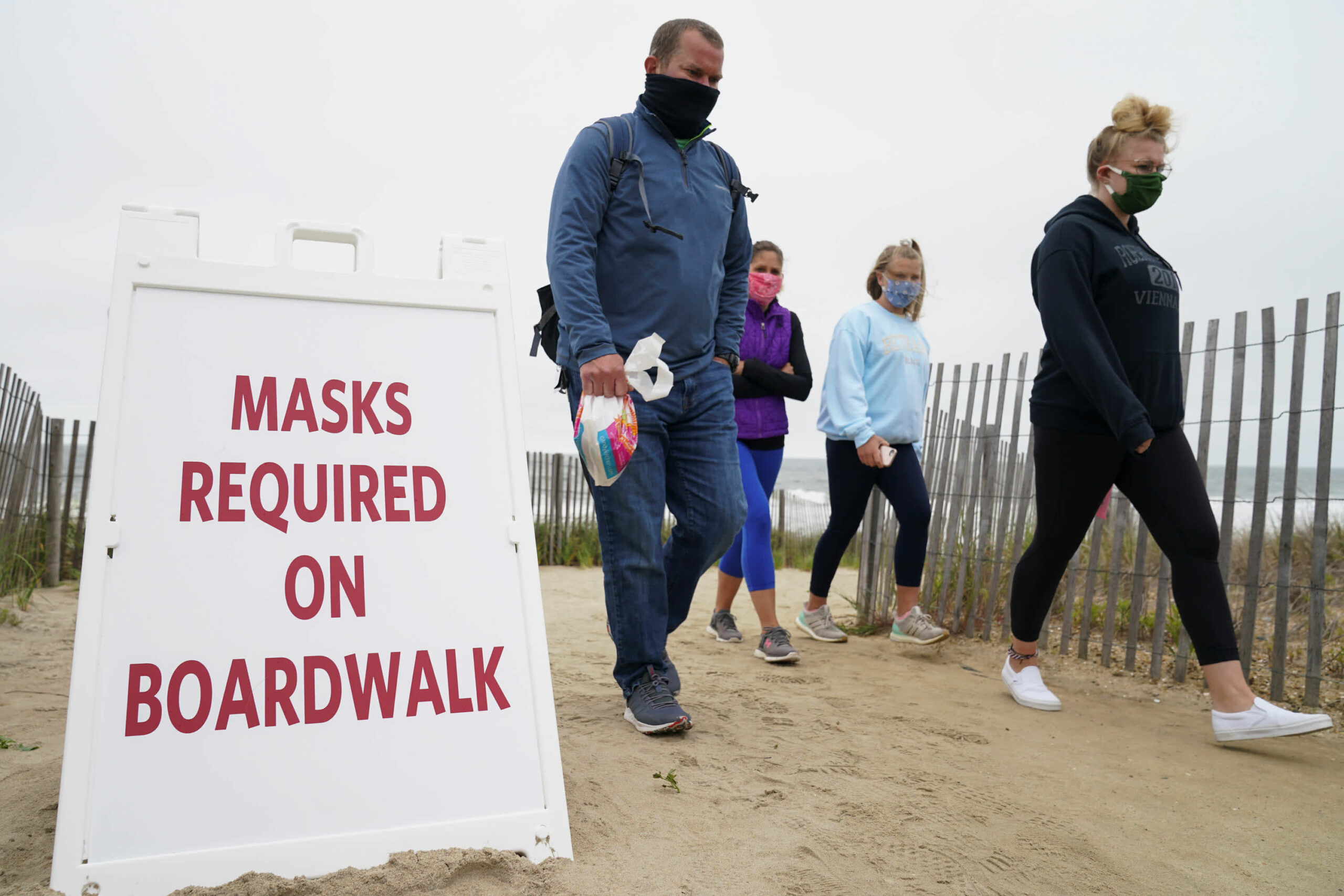 Dr. Scott Gottlieb says 'no one goes to be sporting' Covid masks by June