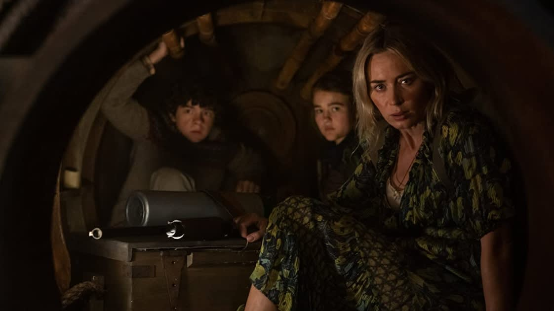 'A Quiet Place' sequel has highest pandemic opening weekend field workplace